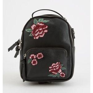 NWT Tilly's Trinity Rose Mini City Backpack